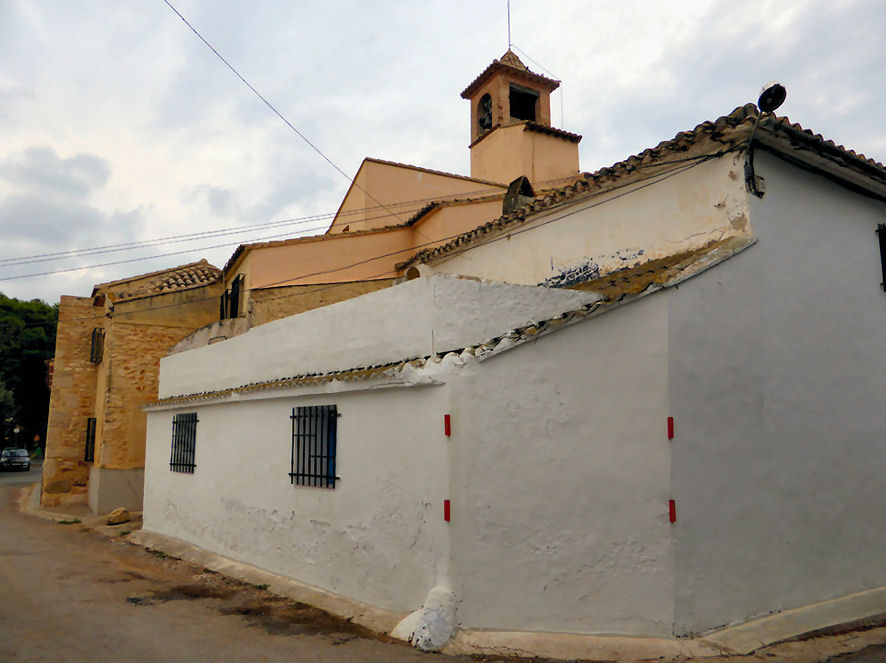Torrent Ermita de San Vicente Ferrer